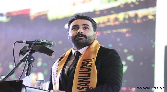 Ak Parti Şanlıurfa il Gençlik Kolları Kongresi Yapıldı