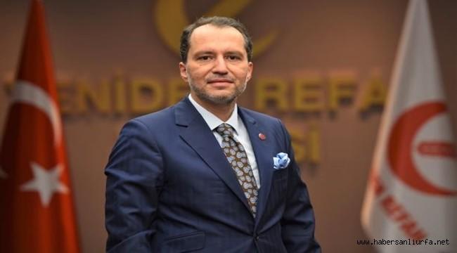 Erbakan Urfa'ya Geliyor