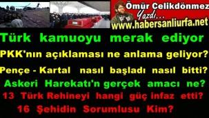 Gara'da Türk Rehinelerini hangi güç infaz etti? Sorumlusu Kim