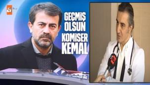 Komiser Kemal Şişli Kolan International Hospitalda Kapalı By-Pass Ameliyatı Oldu