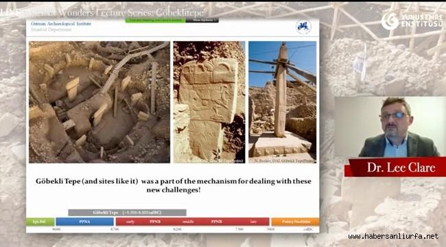 Arkeolojik Harikalar 'da Göbeklitepe Konuşuldu