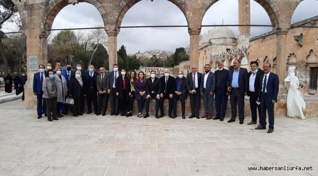 CHP'li 20 Milletvekili 2 Gün Boyunca Şanlıurfa Halkının Sorunlarını Dinledi