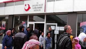 Hilvan'da Yakalanan 82 Afganistanlı Göç İdaresine Teslim Edildi