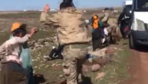 Siverek'te Jandarma ve Köylüler Arasında Gerginlik