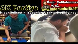 AK Partiye İtibar Suikastını Yapanlar Kripto FETÖcüler mi ?