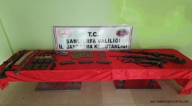 Şanlıurfa'da Silah Kaçakçılarına Operasyon : 8 Gözaltı