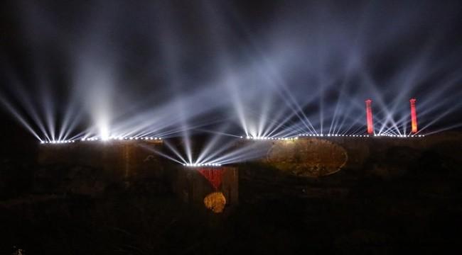 Urfa Kalesi'nde 11 Nisan'a Özel Manzaralar