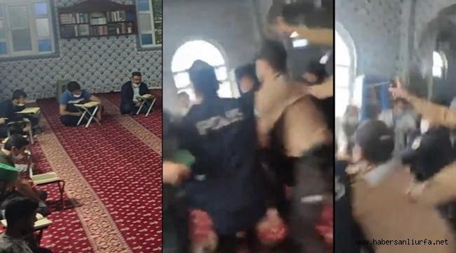 Urfa'da 2 Camide Furkan Vakfı Gönüllüsü 10 Kişi Gözaltına Alındı
