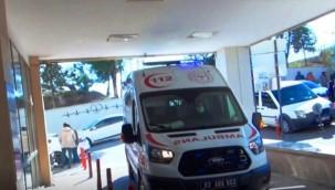 Viranşehir'de Trafik Kazası : 5 Yaralı