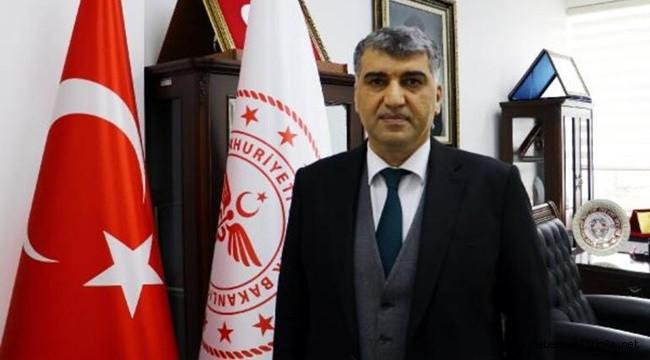 Ankara İl Sağlık Müdürü Urfa'ya Müdür Oldu!