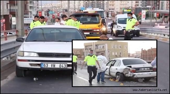Haliliye'de Trafik Kazası: 2 Ölü, 1 Yaralı