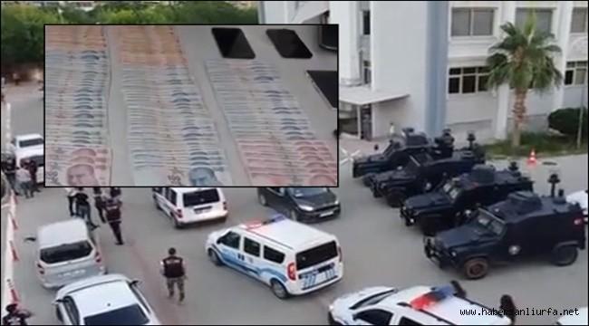 İçinde Urfa'nın da Bulunduğu 18 İlde Bahis Operasyonu: 86 Gözaltı
