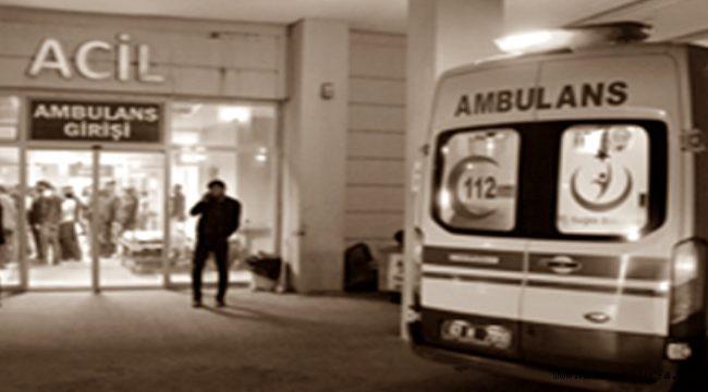 Şanlıurfa- Adıyaman Karayolunda Kaza : 1 Ölü, 2 Yaralı