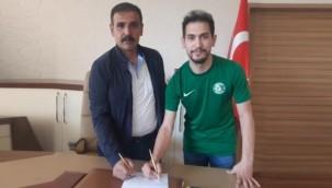 Şanlıurfaspor'da ilk imza ile Transferlere Start Verdi