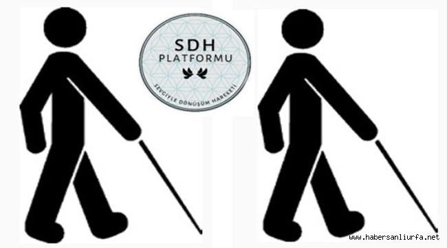 SDH'dan Görme Engelliler İçin Etkinlik