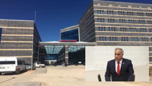 Suruç Devlet Hastanesi'nde Neler Oluyor?