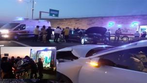 Birecik'te Trafik Kazası: 13 Yaralı