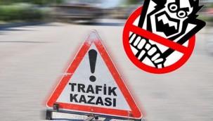 Bozova'da Hafif Ticari Araç Devrildi: 1 Ölü, 5 Yaralı