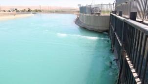 Haliliye'de Sulama Kanalına Düşen Genç Kayboldu