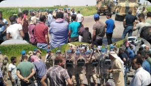 Akçakele'de Dedaşı Protesto Eden Çiftçilere müdahale: 2 Yaralı, 7 Gözaltı