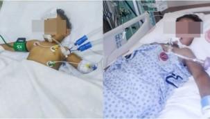 Ceylanpınar'da 3 yaşındaki çocuk başından vuruldu