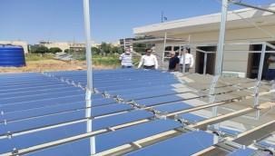 Harran Üniversitesi'nde Güneş Kolektörü Geliştirildi