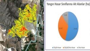 HRÜ'nden Orman Yangınları ile İlgili Önemli Rapor