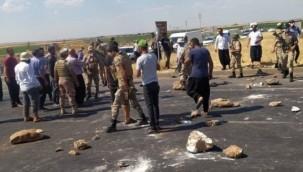 Viranşehir'de DEDAŞ Protestoları Sürüyor
