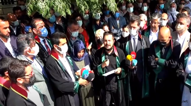 Avukatlar'dan Şenyaşar Ailesine Destek