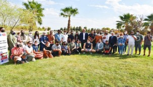 Bakan Ersoy: Şanlıurfa'dayız. Farklı Kültürleri Öğrenip Kendi Kültürümüzü Tanıtıyoruz