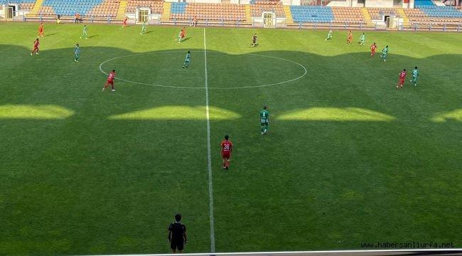 Karaköprü Belediyespor - Kardemir Karabükspor 4-0