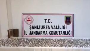 Şanlıurfa'da 8 bin Sikke Tarihi Eser Ele Geçirildi