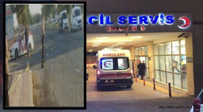 Urfa'da Gelin Arabası Kurşunlandı : 1 Ölü 1 Yaralı