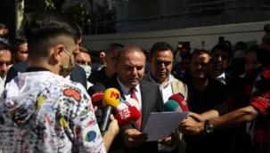 Urfa'da Müteahhitlerden Boykot Kararı: İnşaatlar Durduruldu