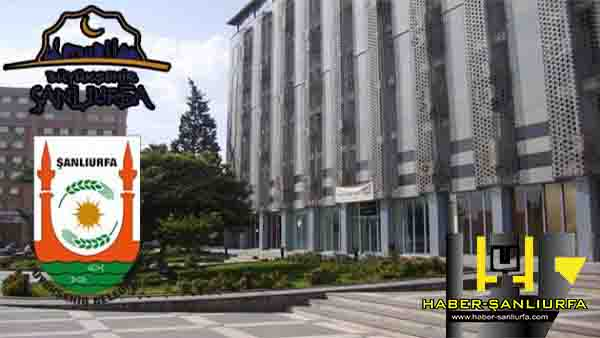 Şanlıurfa Büyükşehir Belediyesinde Başkanlar Degişti