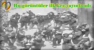 ŞANLIURFA'nın Fransızlara karşı verdiği mücadelenin görüntüleri